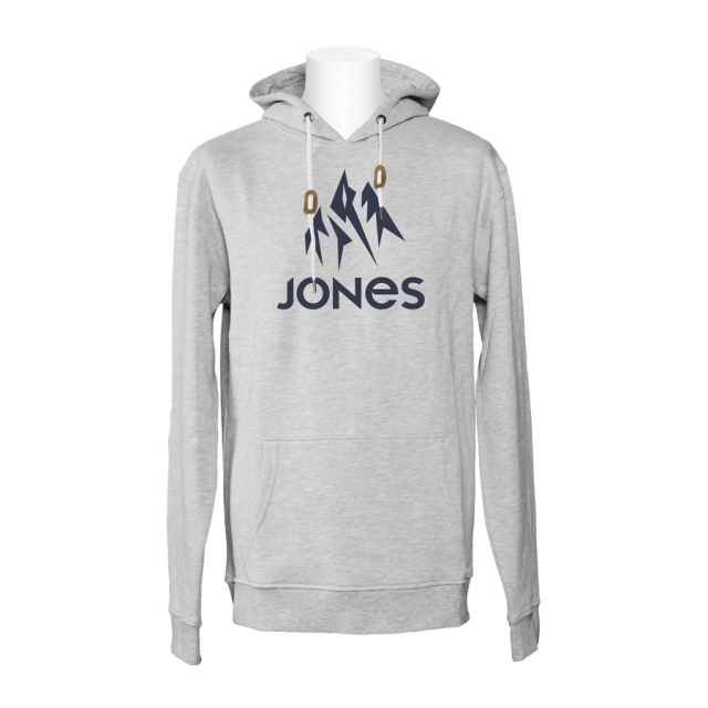 Truckee Hoody / Organic Apparel | Jones Snowboards